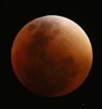 Blood Moon Eclipse 2015
